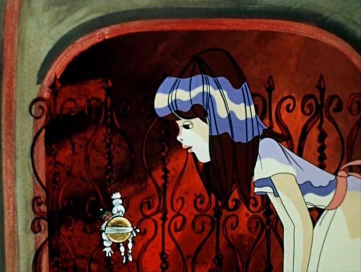 Image result for Alica v zazerkale 1982