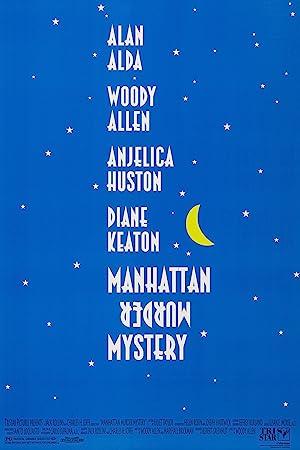 Manhattan Murder Mystery Poster Image