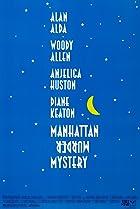 Manhattan Murder Mystery (1993) Poster