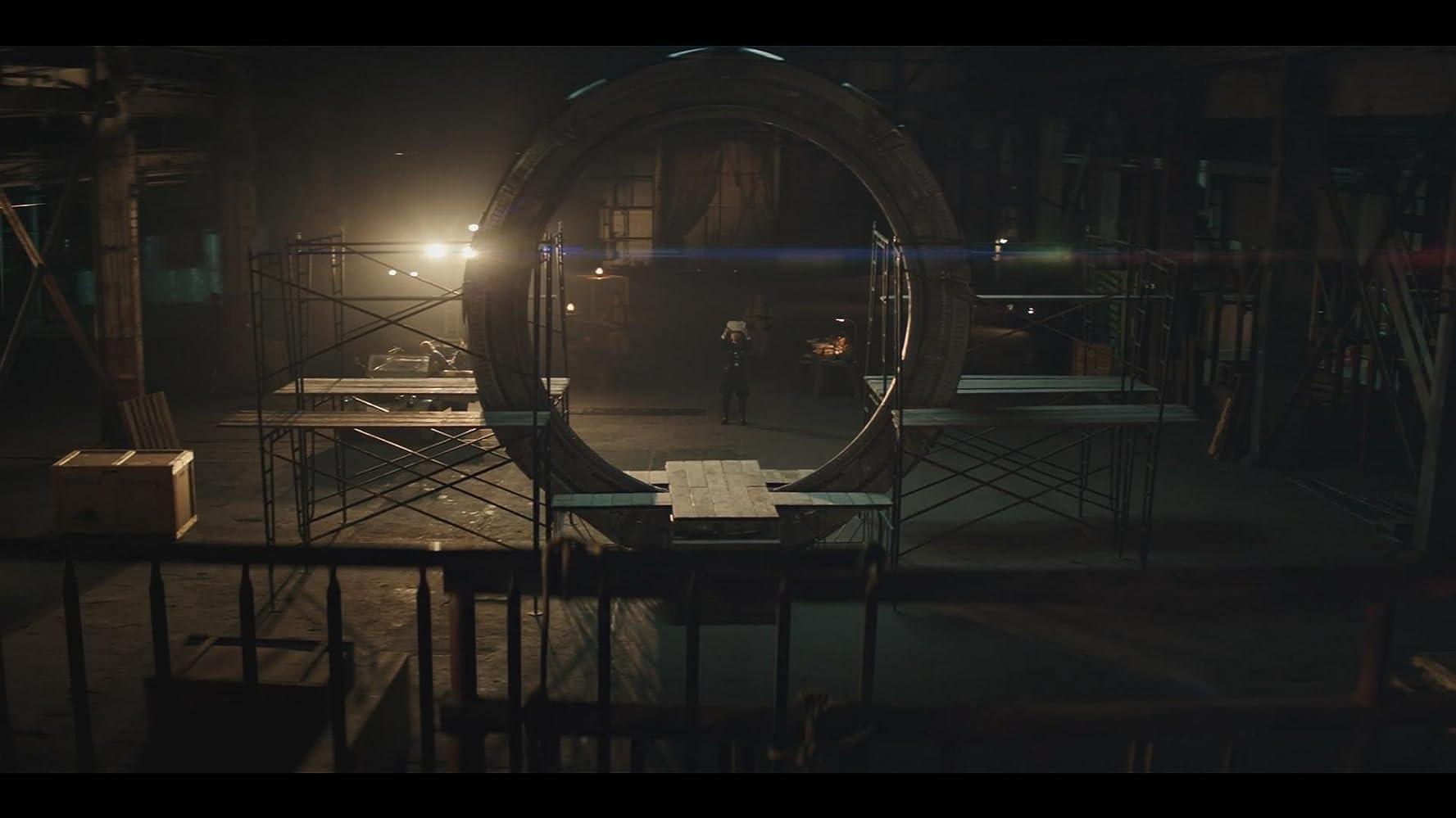 Aylam Orian in Stargate Origins (2018)