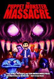 The Puppet Monster Massacre Poster