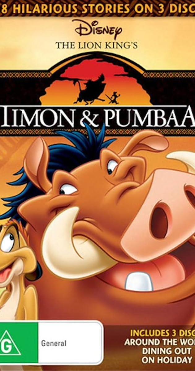 Timon & Pumbaa (TV Series 1995–1999) - IMDb