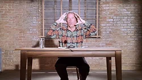 After doctors inform him that an eye affliction will require risky surgery, monologist Spalding Gray recounts his various pursuits for alternative medicine to avoid the doctor's scalpel.