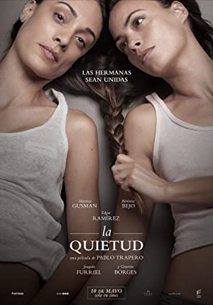 The Quietude poster