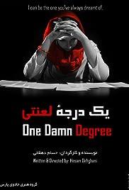 One Damn Degree Poster