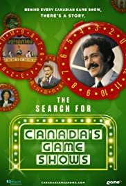 The Search for Canada's Game Shows Poster