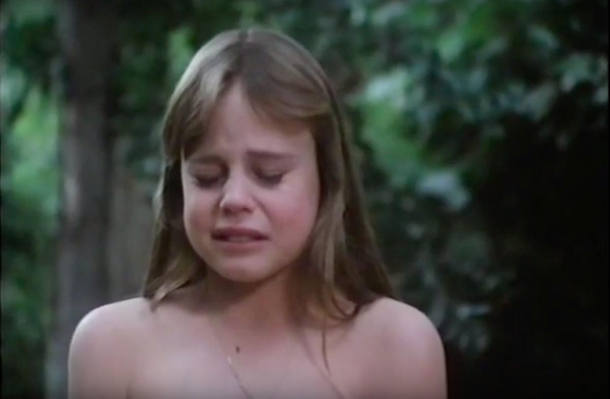 Dana Hill in Fallen Angel (1981)