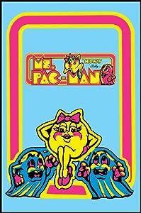 Watchers the movie 2016 Ms. Pac-Man USA [1680x1050]