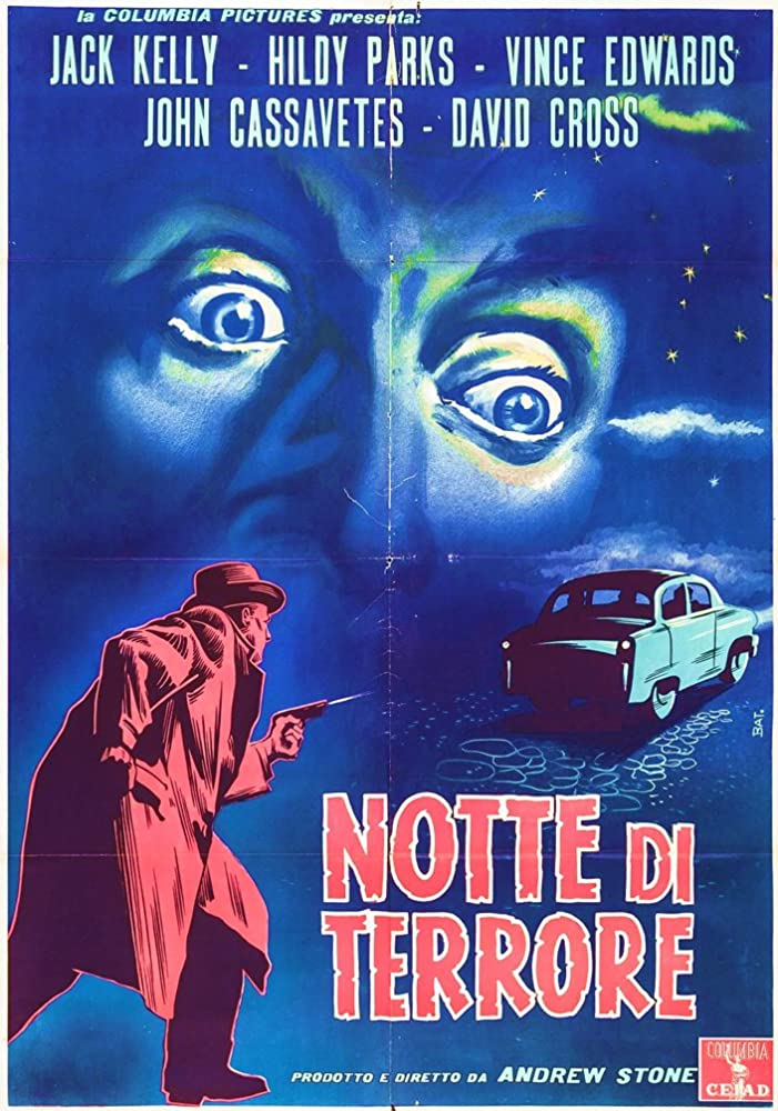 The Night Holds Terror 1955