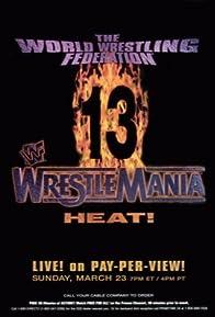 Primary photo for WrestleMania 13