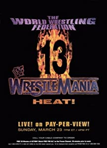 Watch online the international movie WrestleMania 13 USA [movie]