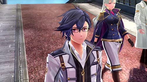 The Legend of Heroes: Trails Of Cold Steel III: Announcement Trailer (Nintendo Switch)