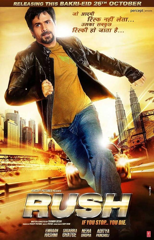 Rush (2012) Hindi 720p WEB-DL 850MB Download