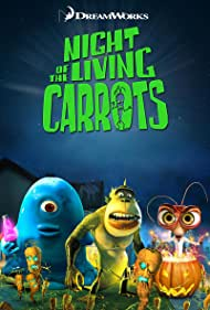 James Horan, David Kaye, and Seth Rogen in Night of the Living Carrots (2011)