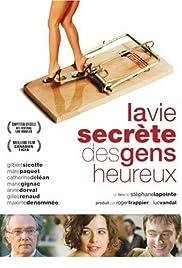 La vie secrète des gens heureux Poster