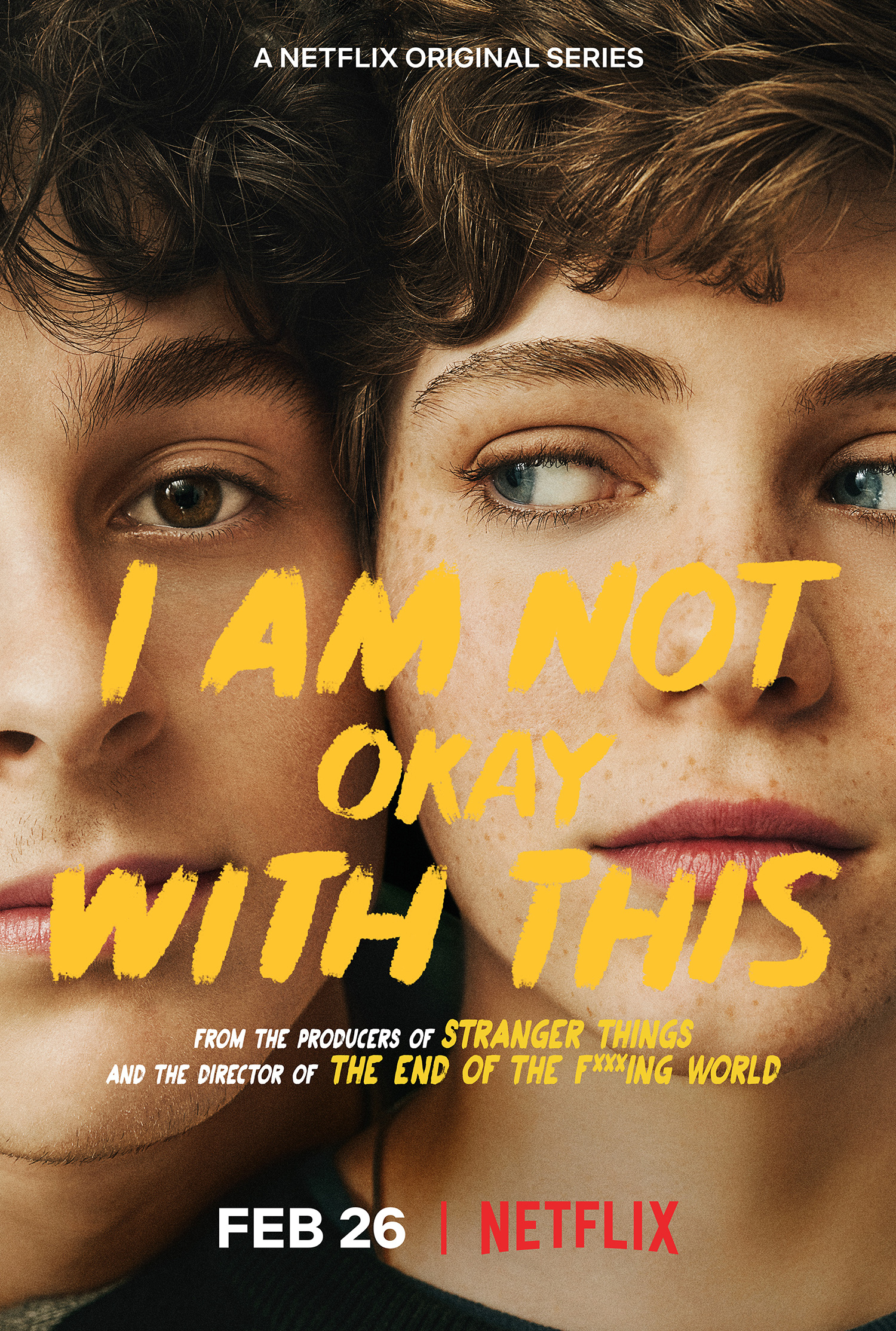 I Am Not Okay with This (TV Series 2020– ) - IMDb