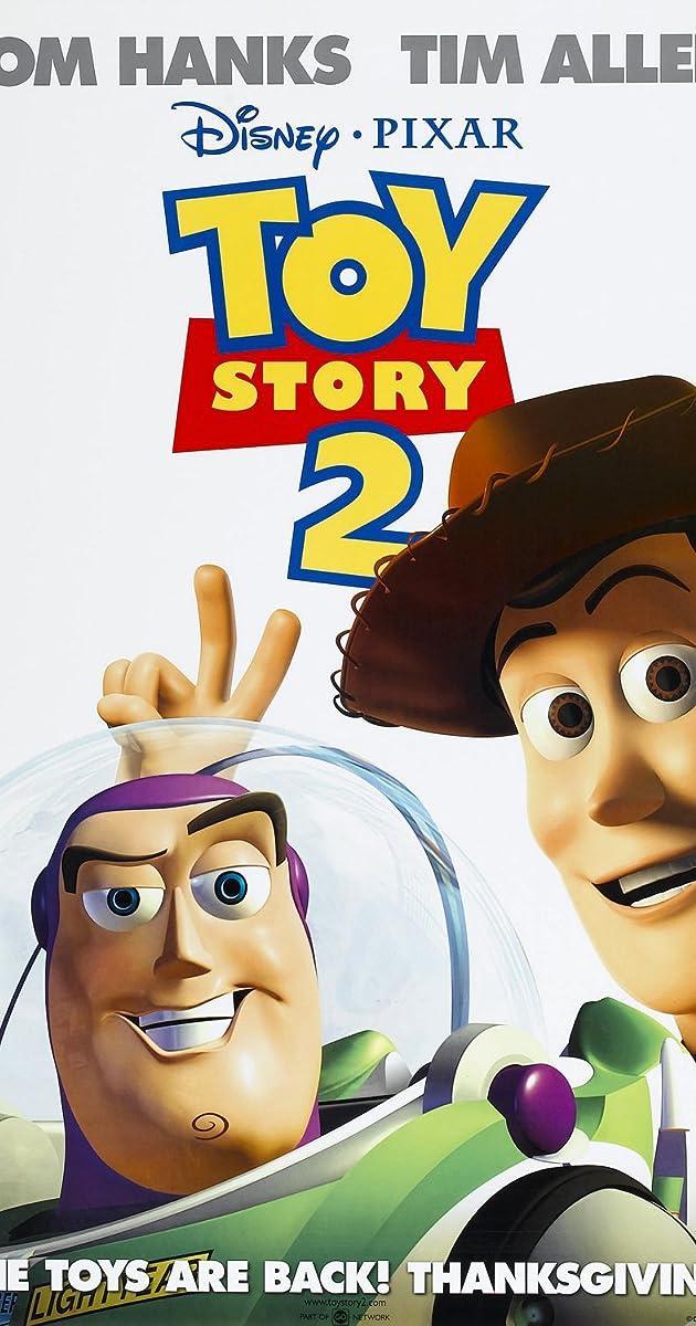 Câu Chuyện Đồ Chơi 2 - Toy Story 2 (1999)