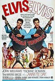 Double Trouble (1967) Poster - Movie Forum, Cast, Reviews
