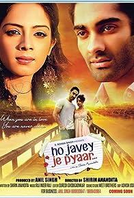 Primary photo for Ho Javey Je Pyaar