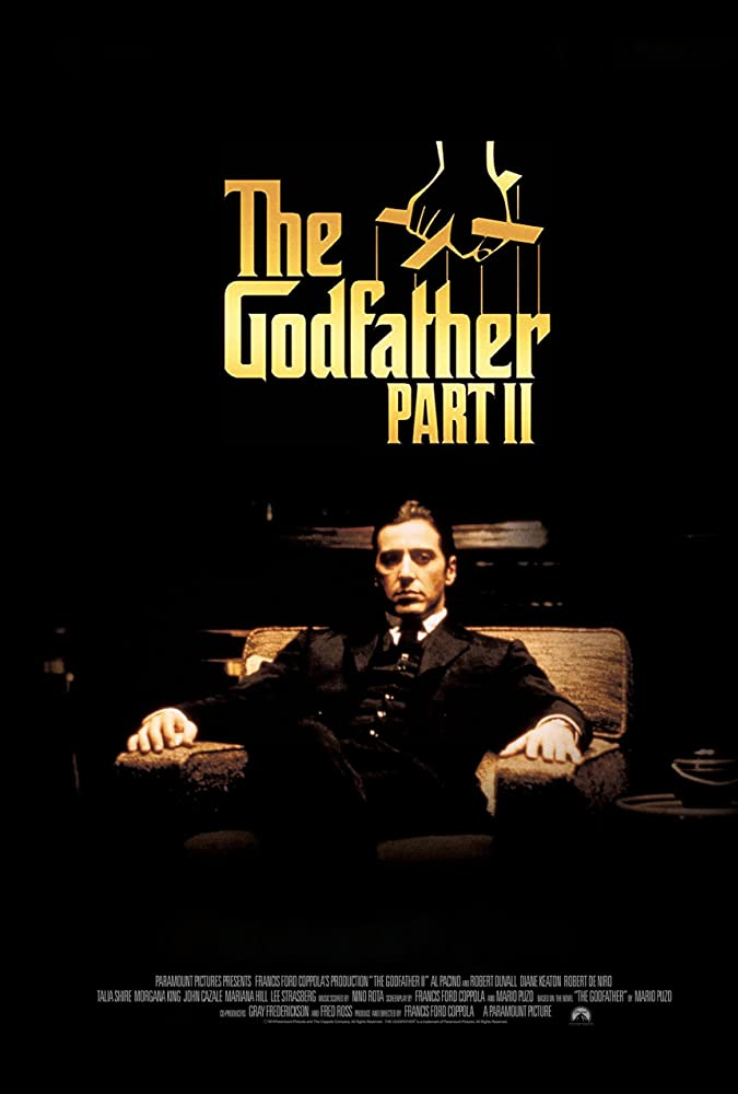 The Godfather: Part II(1974)