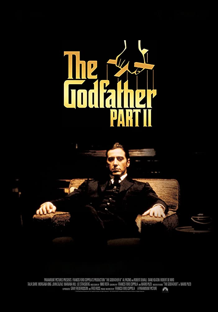 The Godfather Part II 1974 Dual Audio Hindi 750MB BluRay ESub Download
