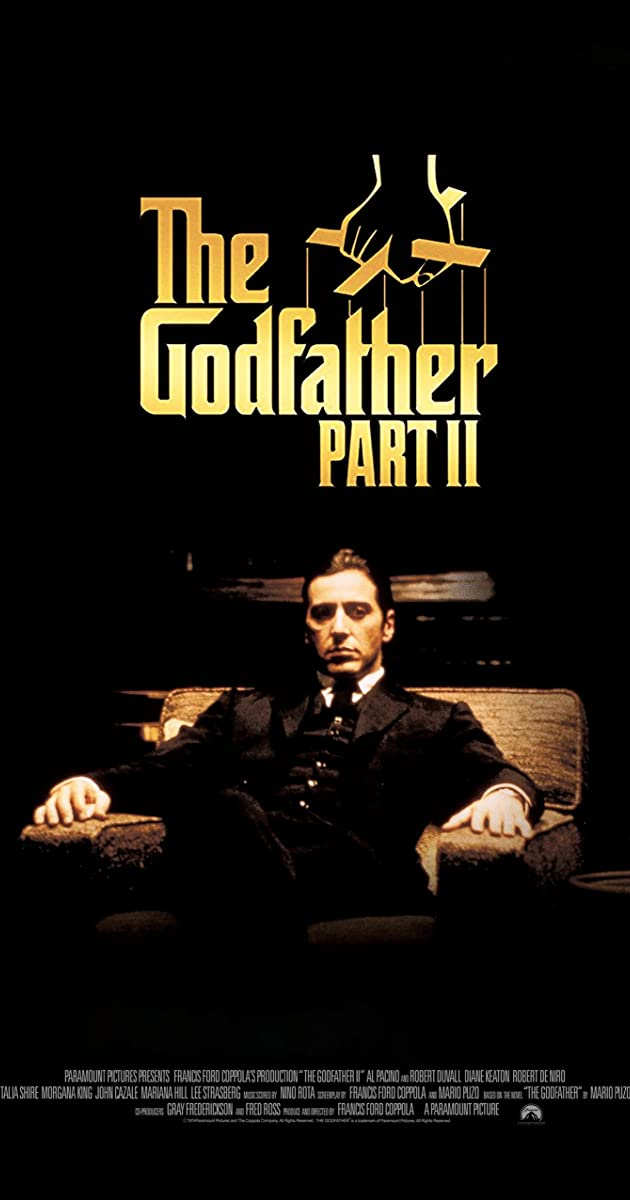 Watch Full HD Movie The Godfather: Part II (1974)