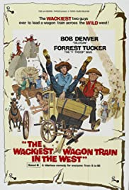 The Wackiest Wagon Train in the West (1976) Poster - Movie Forum, Cast, Reviews