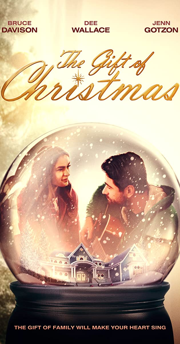 The Gift of Christmas (2020) WebRip 720p Dual Audio [Hindi (Voice Over) Dubbed + English] [Full Movie]