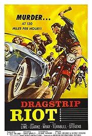 Dragstrip Riot (1958) starring Yvonne Lime on DVD on DVD