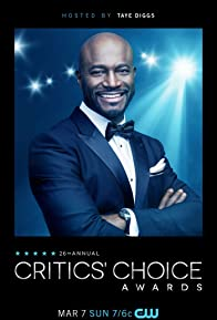 Primary photo for The 26th Annual Critics' Choice Awards