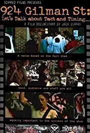 924 Gilman Street (2007) starring Billie Joe Armstrong on DVD on DVD