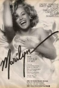 Primary photo for Marilyn: The Untold Story