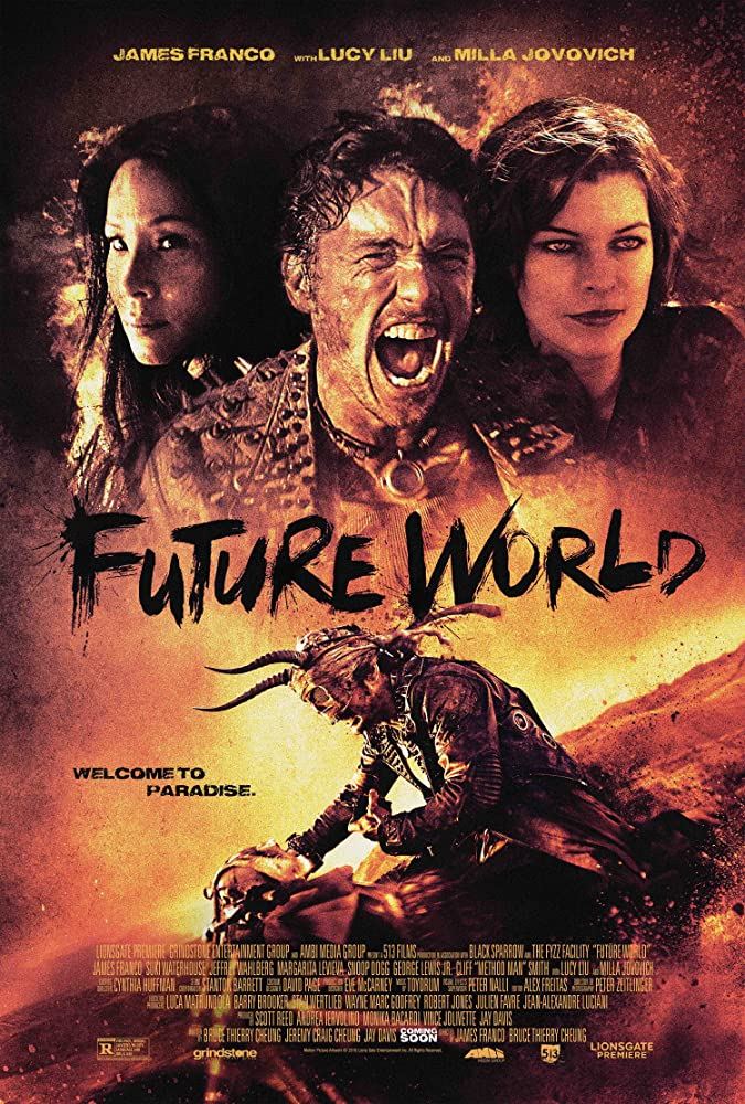 Мир будущего cкачать через торрент в HD