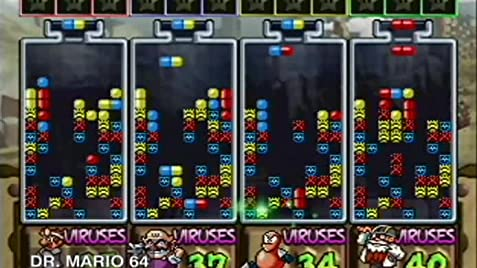 Dr  Mario 64 (Video Game 2001) - IMDb