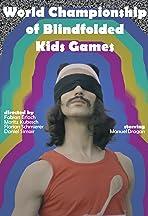 World Championship of Blindfolded Kids Games