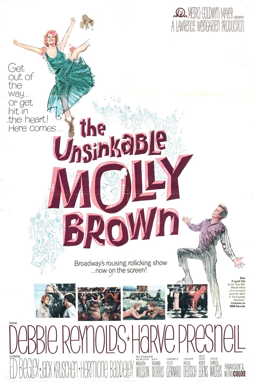 when was molly brown born