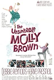 The Unsinkable Molly Brown (1964) Poster - Movie Forum, Cast, Reviews