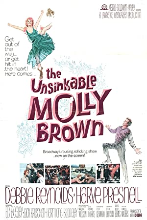 Where to stream The Unsinkable Molly Brown