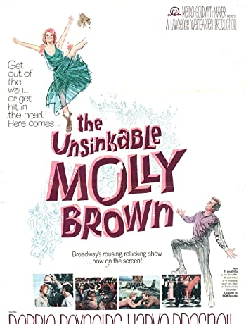 The Unsinkable Molly Brown (1964) 1080p