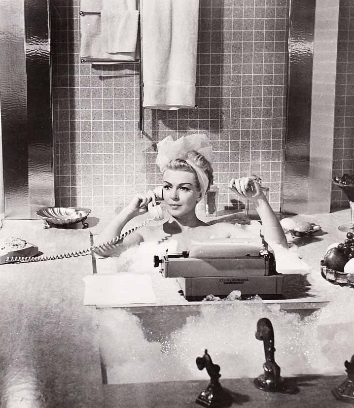 Lana Turner in Who's Got the Action? (1962)