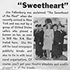 Dick Elliott, Jinx Falkenburg, Robert Kellard, George McKay, Tim Ryan, Walter Sande, and William Wright at an event for Sweetheart of the Fleet (1942)