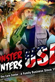 Monster Hunters USA and Day Care Center Poster