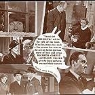 Ricardo Cortez, Sally Eilers, and Basil Sydney in Talk of the Devil (1936)