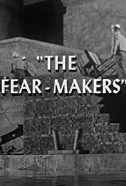 The Fear-Makers Poster
