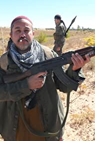 Martin Edward Andazola in Stanistan (2015)
