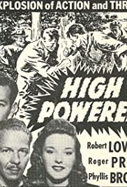 High Powered Poster