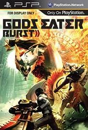 Gods Eater Burst Poster