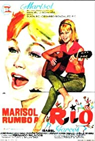 Marisol rumbo a Río (1964) Poster - Movie Forum, Cast, Reviews