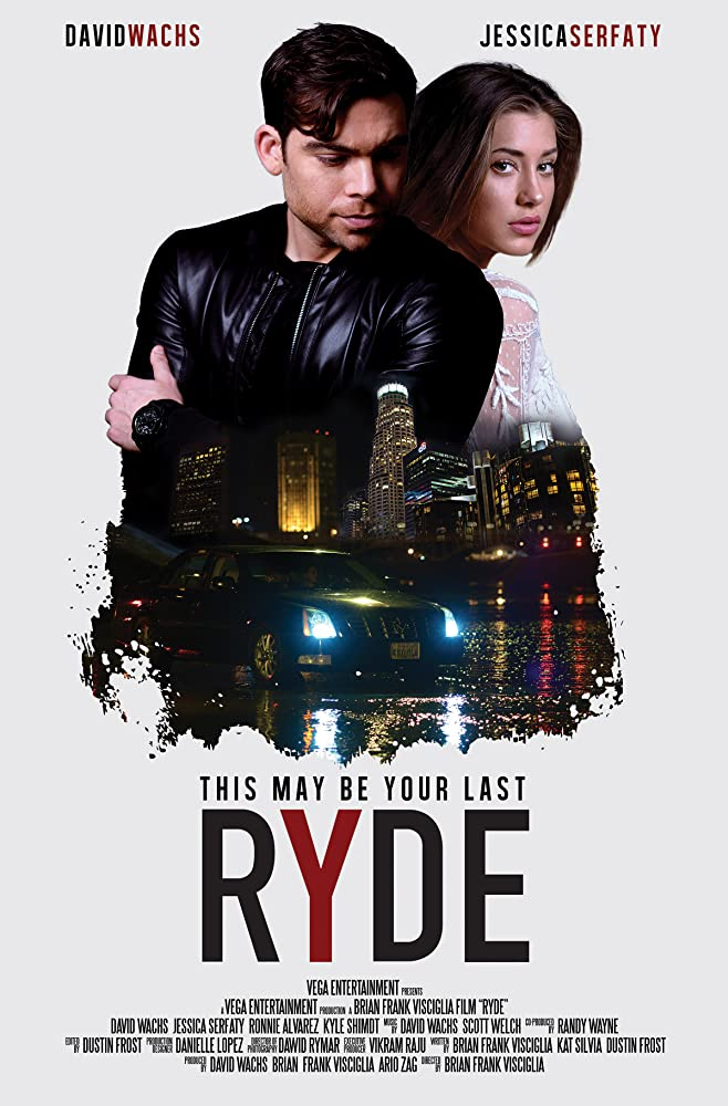 Ryde (2016) ORG Dual Audio 1080p UNCUT BluRay [Hindi – English] ESubs