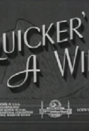 Quicker'n a Wink Poster